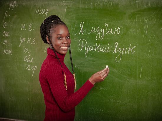 Красавица из Конго приехала в Крым, чтобы изучать русский язык