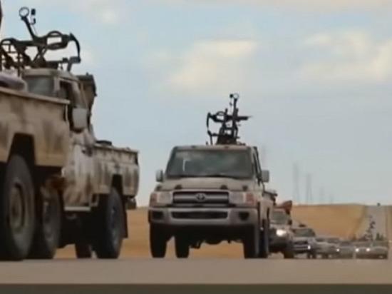 СМИ: армия Хафтара продвигается к восточным районам Триполи