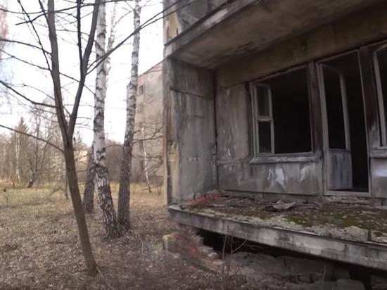 Белоруссия откроет для туристов свою часть Чернобыльской зоны отчуждения