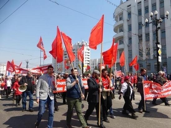 Порядок на майских праздниках будут обеспечивать более 1,5 тысяч полицейских Хабаровска