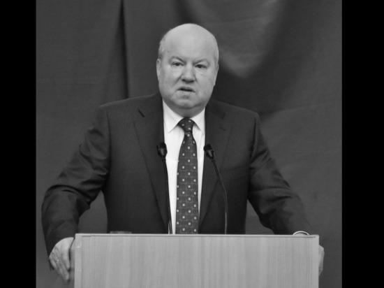 Скончался бывший глава Госсовета Татарстана Василий Лихачев