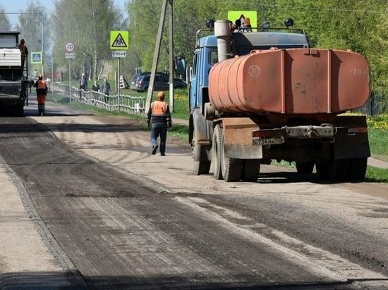 На ремонт дорог Кировской области хотят затратить 2 млрд рублей в 2019 году