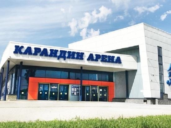 Министр спорта запретил ХК «Алтай» тренироваться в «Карандин-Арена» после падения ребенка с трибун