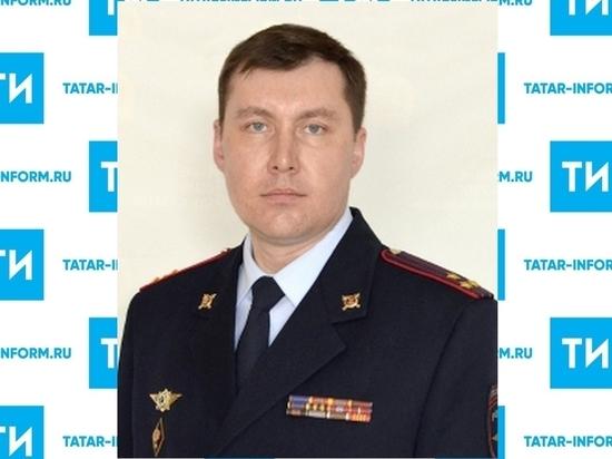 Александр Мищихин возглавил УМВД России по Казани