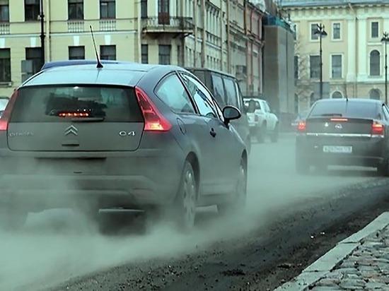 Жителей Петербурга попросили фотографировать пыль