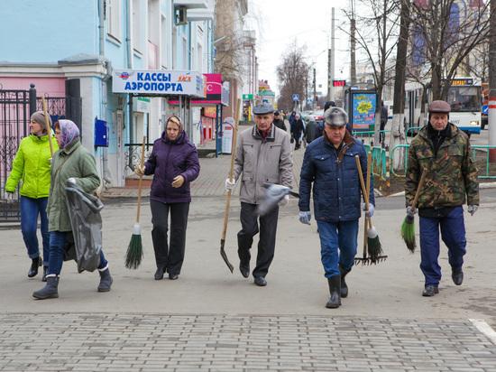 В Саранске стартовала акция «Чистый город»