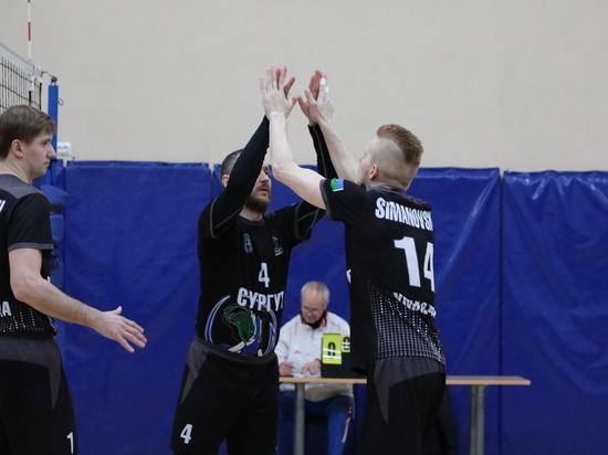 Мужская сборная Югры по волейболу спорта глухих стала четырехкратным чемпионом России