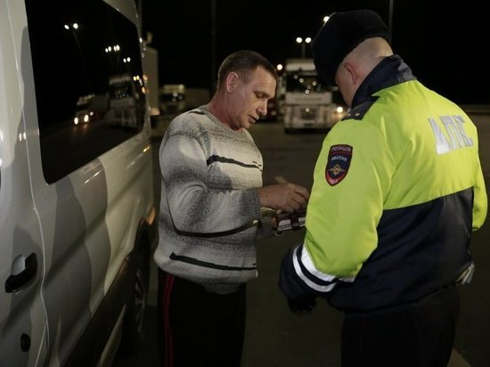 В Тульской области устроили облаву на нелегальных перевозчиков после трагического ДТП