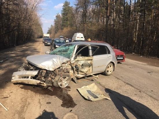Трое пострадали в пьяном ДТП в Калуге