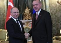 Президент Турции Реджеп Эрдоган побил все возможные рекорды добрососедства: нынешняя его встреча с Владимиром Путиным десятая по счету за неполные 1,5 года и уже третья в 2019 году