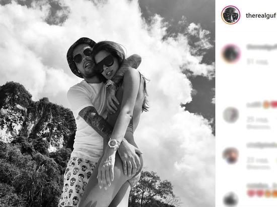 Кети Топурия вернулась кГуфу после скандала сбеременной любовницей