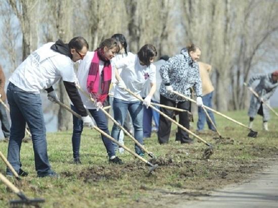 Общегородской субботник в Нижнем Новгороде пройдет 13 апреля