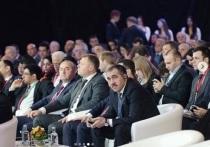 Глава Ингушетии комментирует свое участие в XII сессии РАДС
