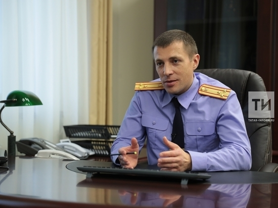Владимир Циома ушел с поста замруководителя СУ СКР по Татарстану