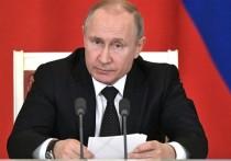 Путин впервые ответил на признание Трампом Голанов за Израилем