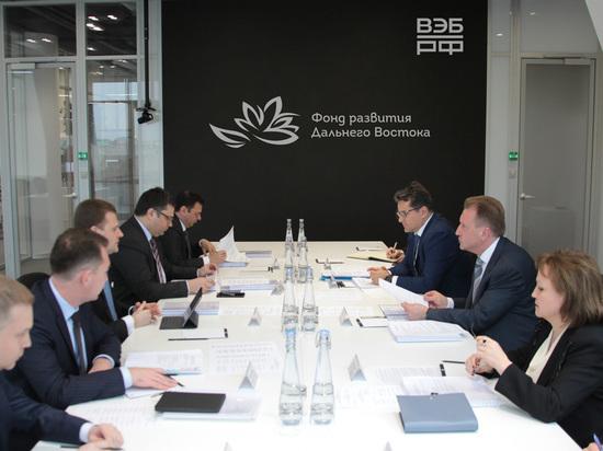 Игорь Шувалов возглавил совет директоров Фонда развития Дальнего Востока