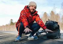 Житель Бурятии отправился в кругосветку на велосипеде ради защиты Байкала