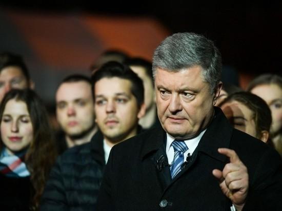 Порошенко обвинил Россию в своих проблемах с алкоголем