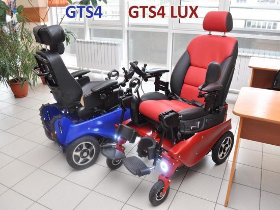 Уникальную инвалидную коляску из Новосибирска купил кувейтский шейх