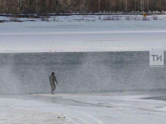 В трех реках Татарстана вода поднялась от 1,2 до почти 2 метров за сутки