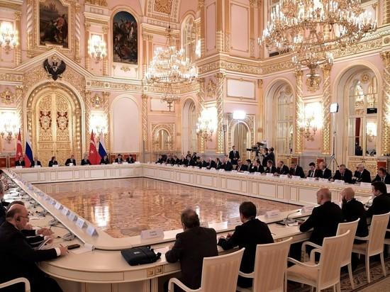 Артамонов стал участником встречи представителей бизнеса России и Турции