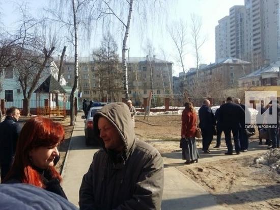Суд Советского района Казани был эвакуирован из-за сообщения о бомбе