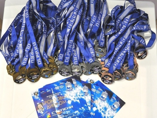 Пловцы Мордовии завоевали 14 медалей ДЛП «Поволжье»