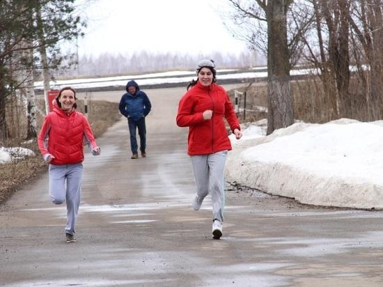 Молодое поколение Ичалковского района прошло «На рекорд»