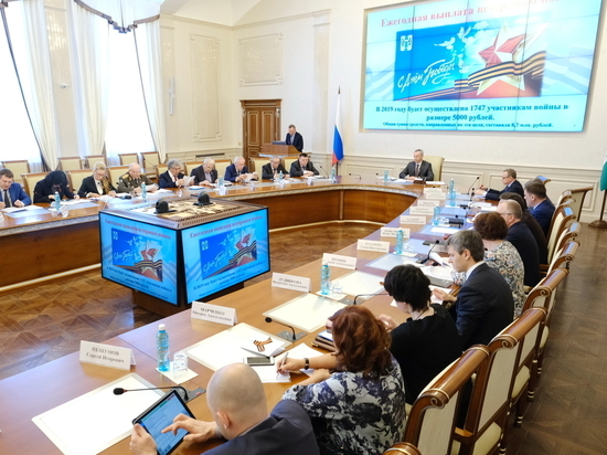Новосибирский губернатор дал старт мероприятиям Дня Победы