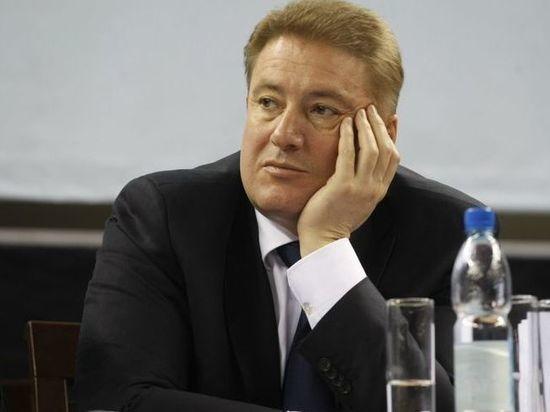 В Калининграде отменили встречу Георгия Бооса с бизнесменами