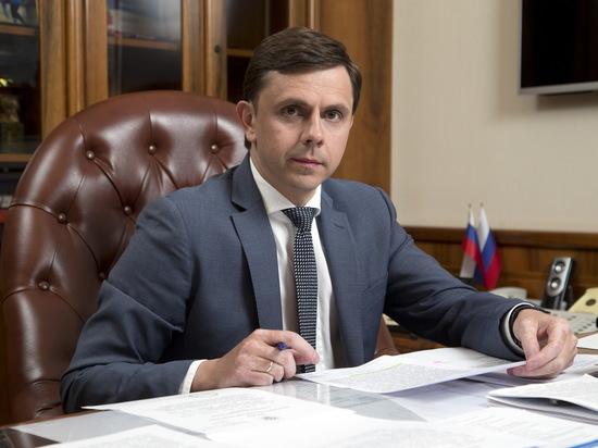 Слухи о том, что Губернатор Клычков покидает Орловскую область, нашли подтверждение