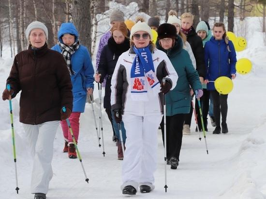 Ямальцы отметили День здоровья зарядкой и спортивной эстафетой. Фото