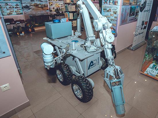 Выставку технических новинок приурочили к Дню инновации