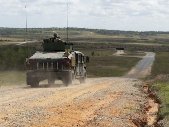 В канун 2-го тура США спешно направляют в Одессу военную технику и штурмовиков-десантников