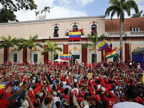 Венесуэла покидает ОАГ после решения о признании представителя Гуаидо