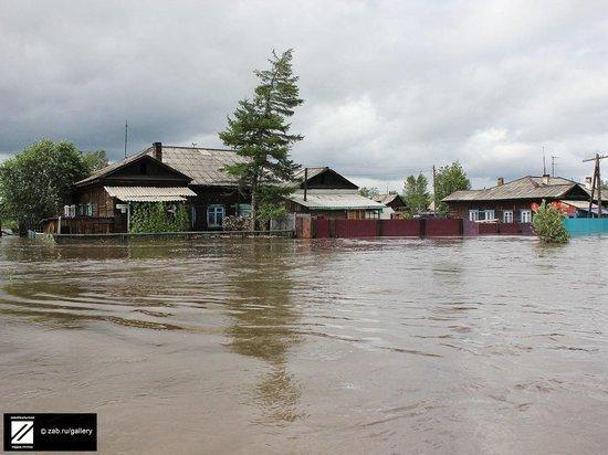 Гурулев допустил повторение наводнения в Забайкалье весной