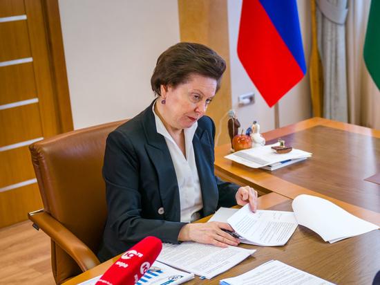 Наталья Комарова продолжает рабочие встречи сглавами муниципалитетов