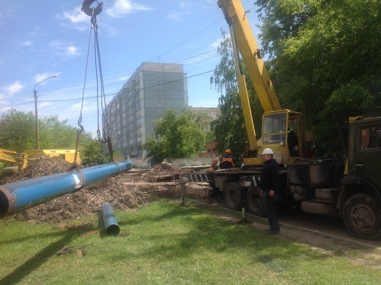 С 13 мая в Ульяновске начнутся отключения горячей воды по графику