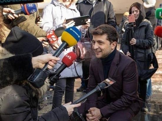 Зеленский решил исключить Медведчука из переговоров по Донбассу