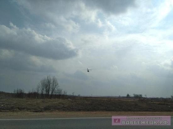 Тяжелобольного мужчину вертолётом доставили из Бежецка в Тверь