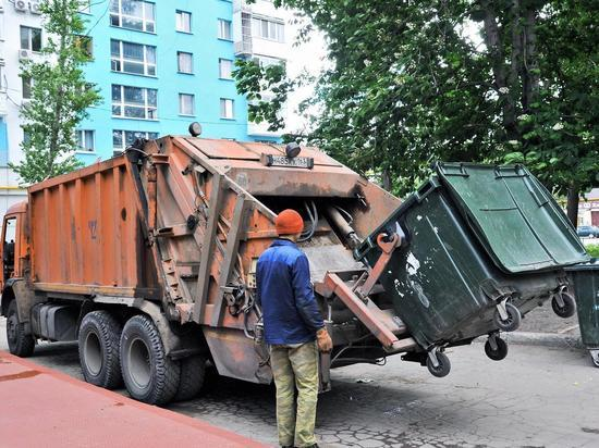 Свердловский мусор на пути реформы