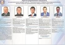 Довыборы в парламент Нижегородской области пройдут в Володарске и Балахне