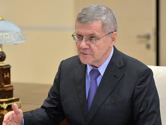 Чайка рассказал Совфеду о коррупции: уволены 1300 чиновников