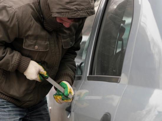 МВД раскрыло статистику угонов автомобилей в Москве