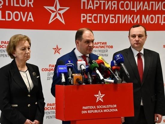 ПСРМ предлагает преодолеть политический кризис