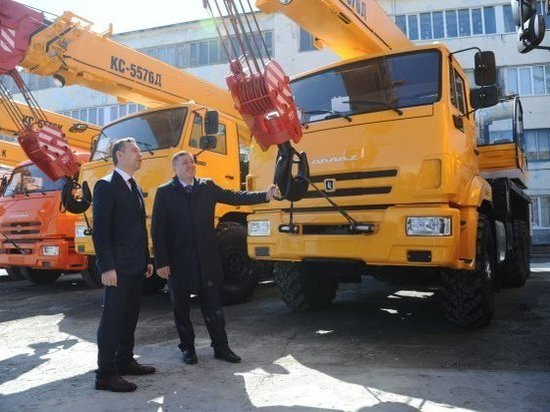 Волгоградская промышленность развивается в русле нацпроектов Путина