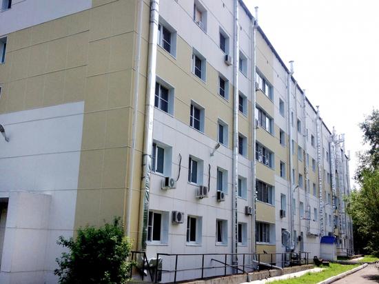 Новый корпус противотуберкулезного диспансера построят в Хабаровске