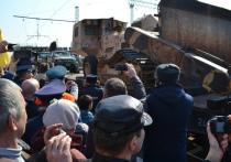 «Сирийский перелом» в Перми: тысячи горожан посетили уникальную выставку
