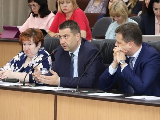 Депутаты скорректировали бюджет Калуги