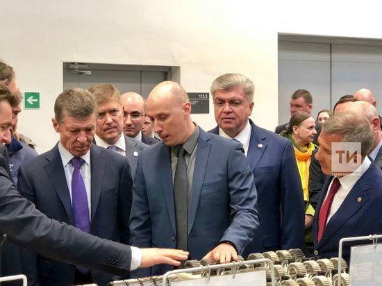 В Челнах откроется производство каркасов кабин «КАМАЗ» и Daimler